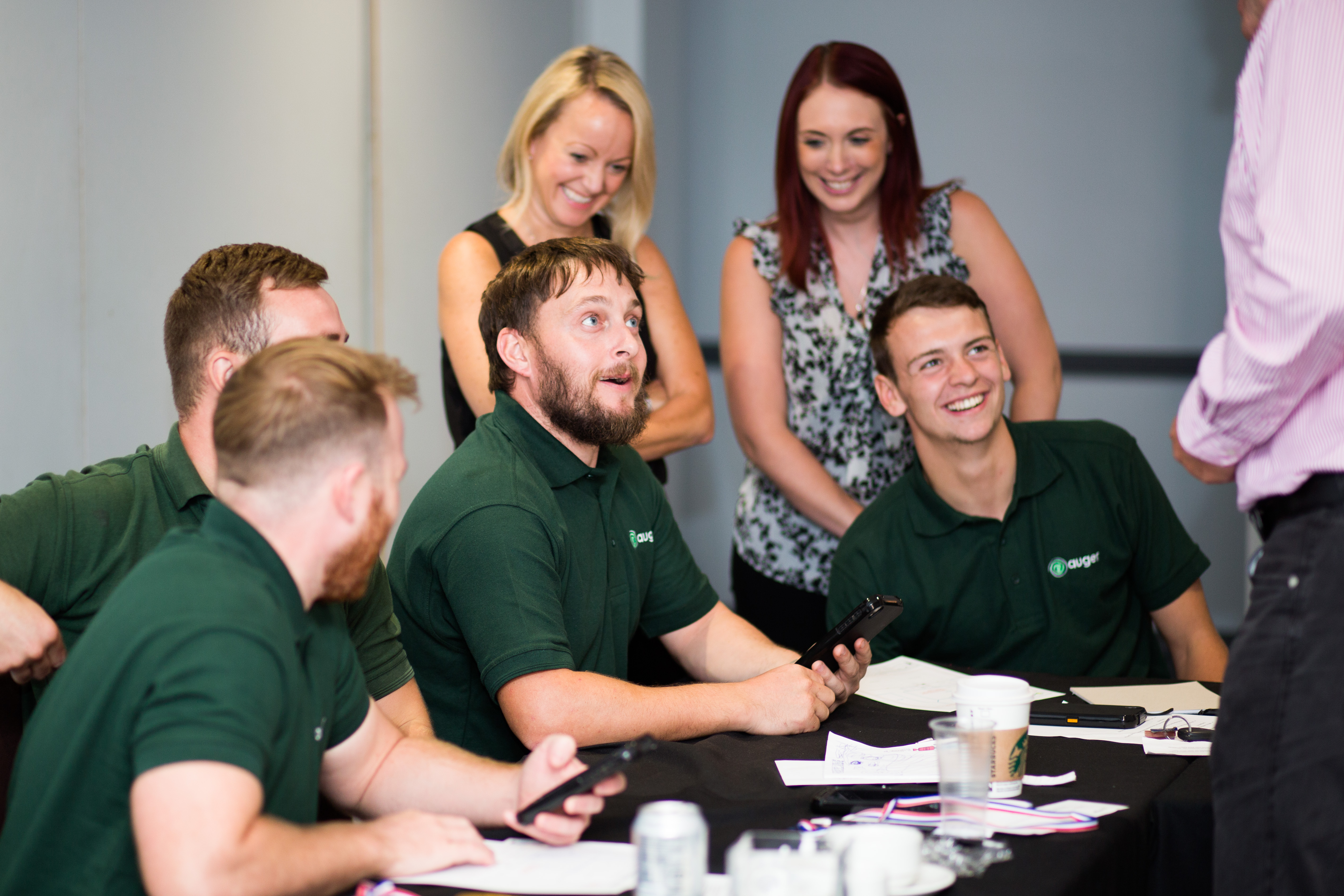 Auger expands its UK network