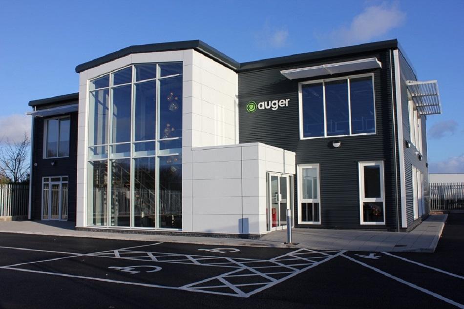 Auger's service reaches 'world class'