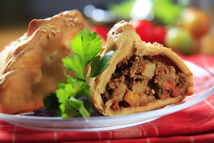 Noble History of the Cornish Pasty