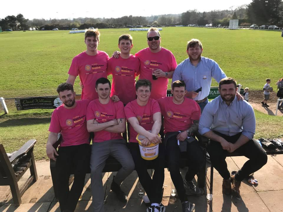 Team Lynn raises over £8,500 for Brain Tumour Research