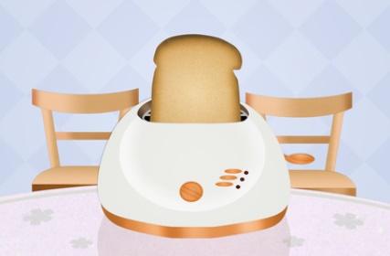 Toasters are Coming. Tarantara!