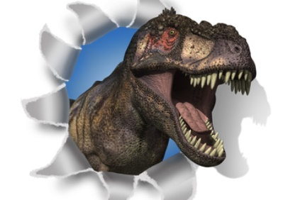 Oh Feathers T Rex Had Scales